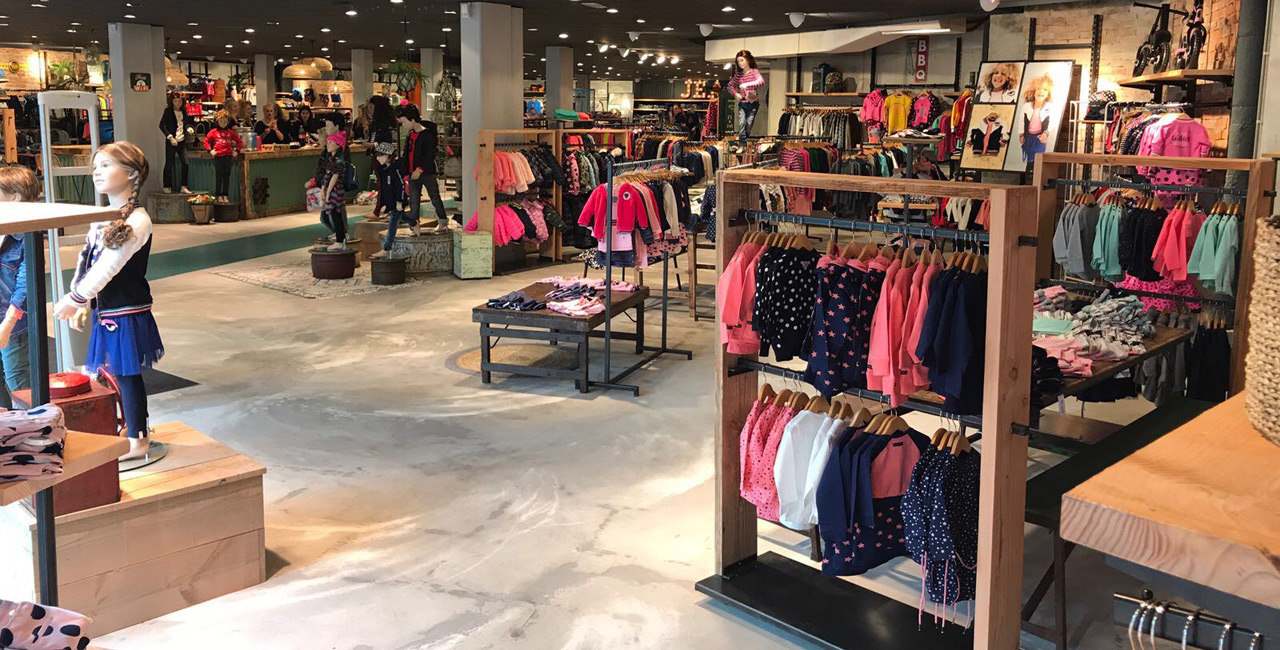 The Kids Republic winkel